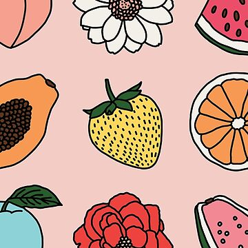 Fruits and flowers by Elebea by elebea