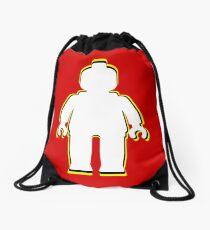 MINIFIG MAN Drawstring Bag
