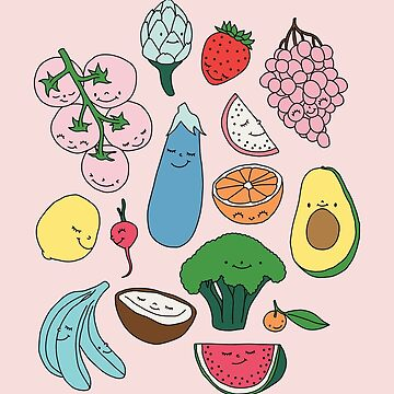 Fruits and vegetables by Elebea by elebea