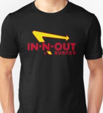 In N Out Burger merchandise Unisex T-Shirt