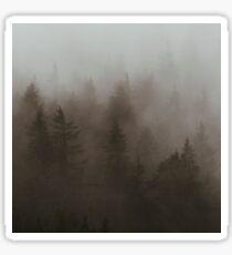 Forêt Brumeuse Sticker