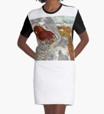 The House On Stone Hill Graphic T-Shirt Dress