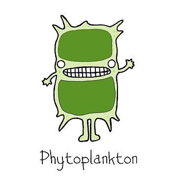 Phytoplankton by Immy