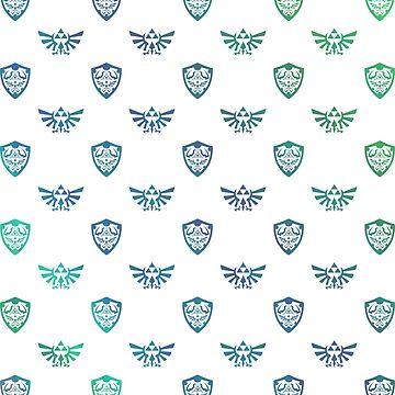The Legend of Zelda Pattern by johnnyr1108