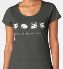 THIS IS HOW I ROLL Women's Premium T-Shirt