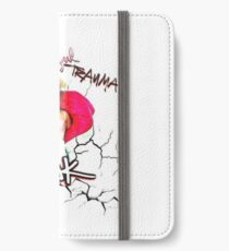 pink beauty paradise iPhone Wallet/Case/Skin