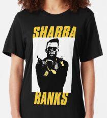 Shabba Ranks Slim Fit T-Shirt