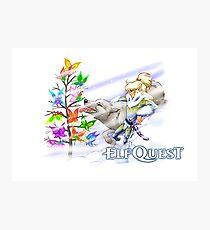 Elfquest Winter Special III Photographic Print