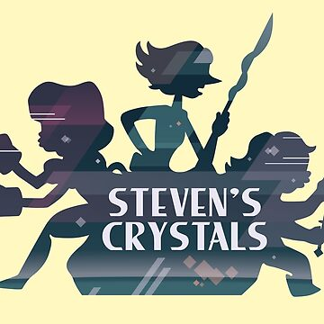 Steven's Crystals by knightsofloam