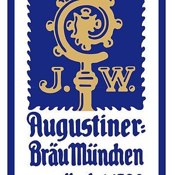 Augustiner-Bräu Logo by masseygoose