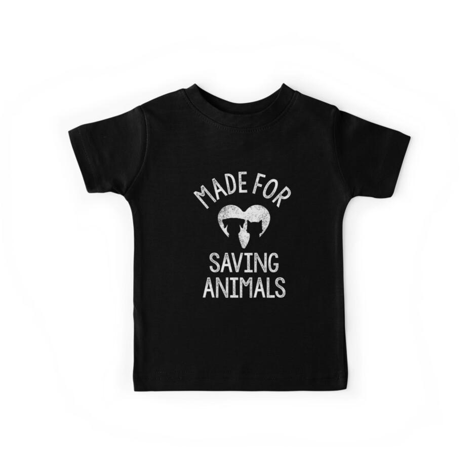 98edfe09 Made For Saving Animals - Vet Funny Veterinarian Gifts