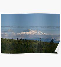 Mt McKinley Poster
