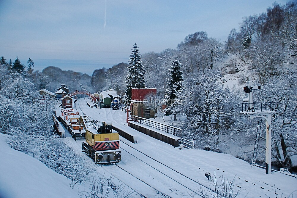 Goathland Station by dougie1page2