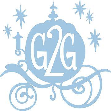 Wrackprinzessin G2G Glaskürbis von ijoshtherefore