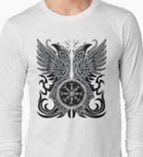 Huginn & Muninn, Odins Raben Langarmshirt