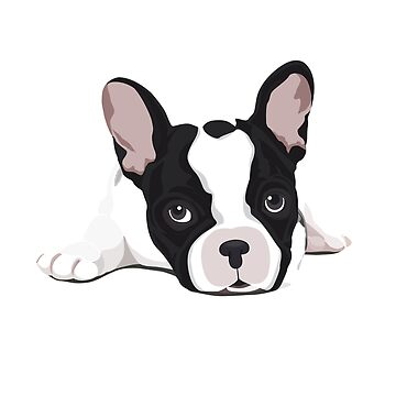 I Just Really Like French Bulldog - Frenchie Lover Gift by EcoKeeps