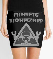 ZOMBIE MINIFIG BIOHAZARD Mini Skirt