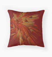 Flames Floor Pillow