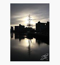 Cork Harbour Photographic Print