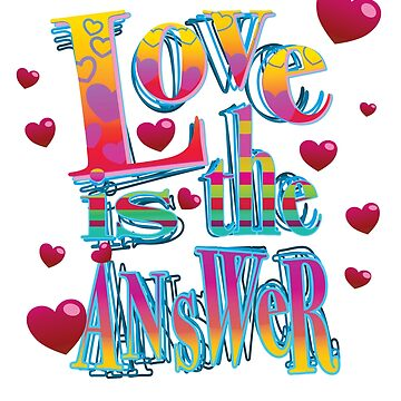 Love is the Answer by segosha