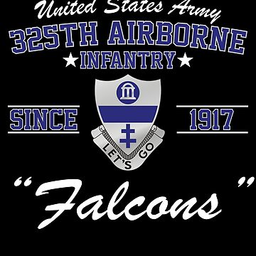 325th Airborne Infantry Regiment by nolamaddog