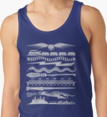 Wizard Whimsy Tank Top