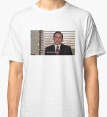 0e649288c Michael Scott T-Shirts | Redbubble