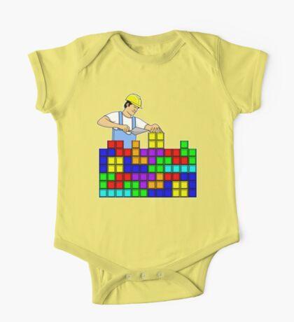 Brick Layer Kids Clothes