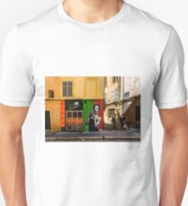 Walls Have Ears  Unisex T-Shirt