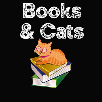 Books and cats by Britta75