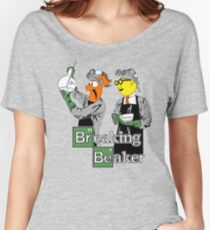 Breaking Beaker Women's Relaxed Fit T-Shirt