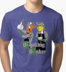 Breaking Beaker Tri-blend T-Shirt