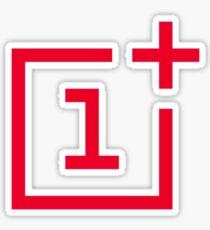 OnePlus merchandise  Sticker