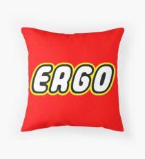ERGO Throw Pillow