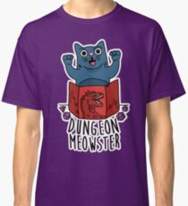 Dungeon Meowster Classic T-Shirt