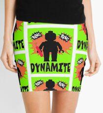 Dynamite Minifigure  Mini Skirt