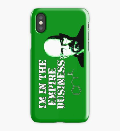 I'm in the Empire Business iPhone Case/Skin
