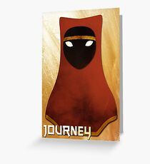 Journey Greeting Card