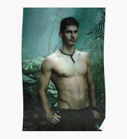 Portrait of Paul Poster
