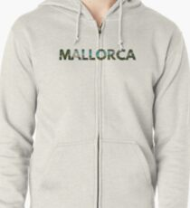 Mallorca Zipped Hoodie