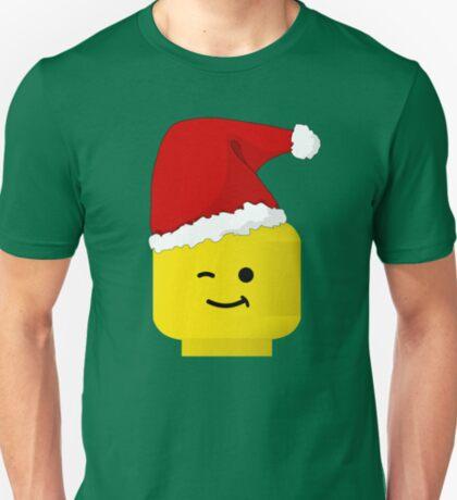 Santa Minifig by Customize My Minifig T-Shirt