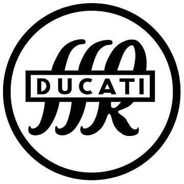 Ducati Vintage Logo by masseygoose