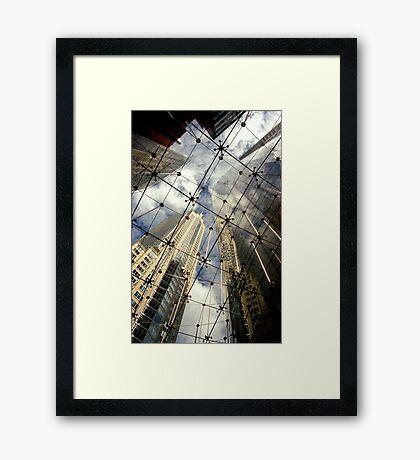 Reach for the Sky #1 Framed Print