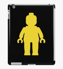 Minifig [Yellow]  iPad Case/Skin
