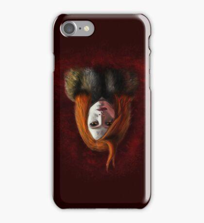 I Am The Night iPhone Case/Skin