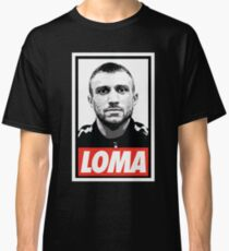 Lomachenko – Obey the Champ Classic T-Shirt