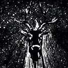 DEER OF THE STARRY NIGHT by Saundra Myles