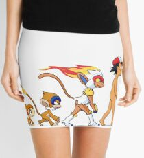 the real evolution Mini Skirt