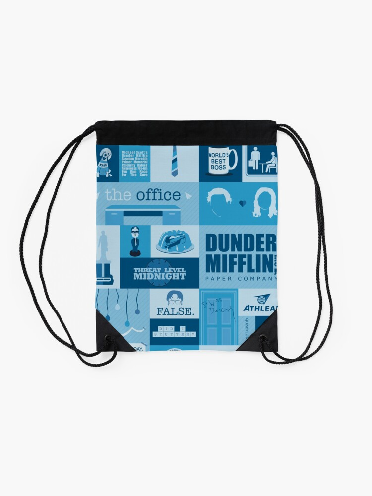 Alternate view of The Office Drawstring Bag