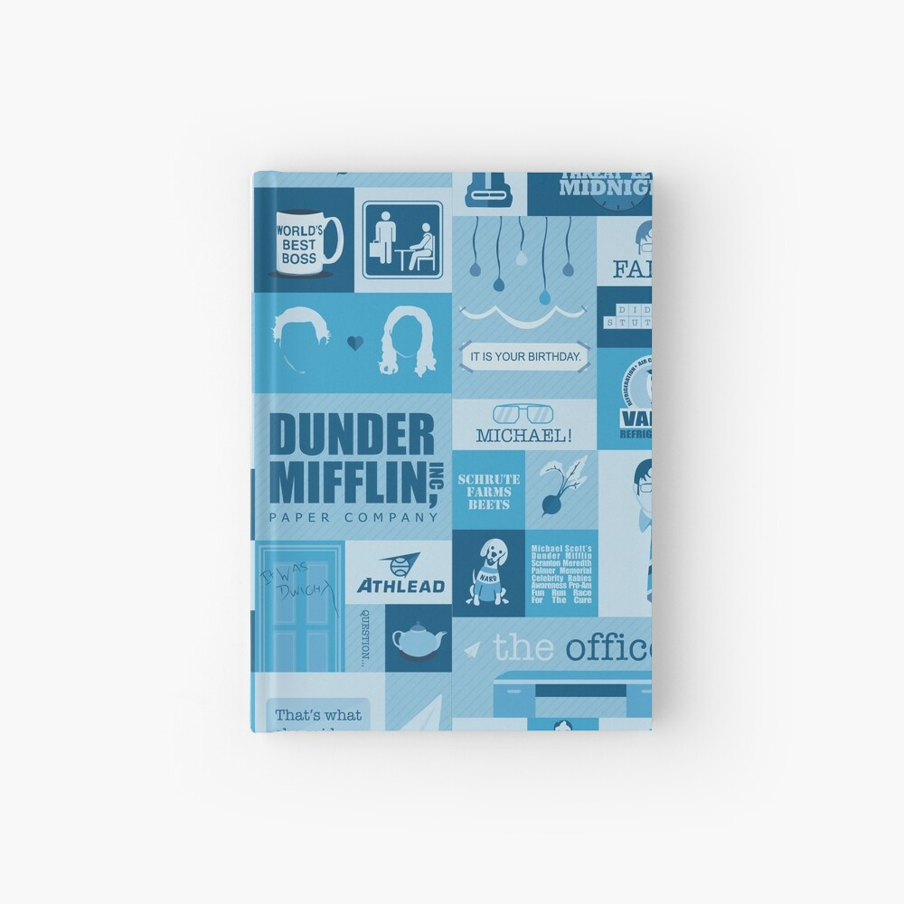 The Office Hardcover Journal